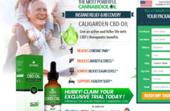 CaliGarden CBD Oil