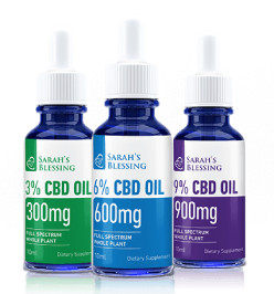Sarah Blessing CBD Oil Review