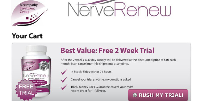 Nerve Renew Where To Buy