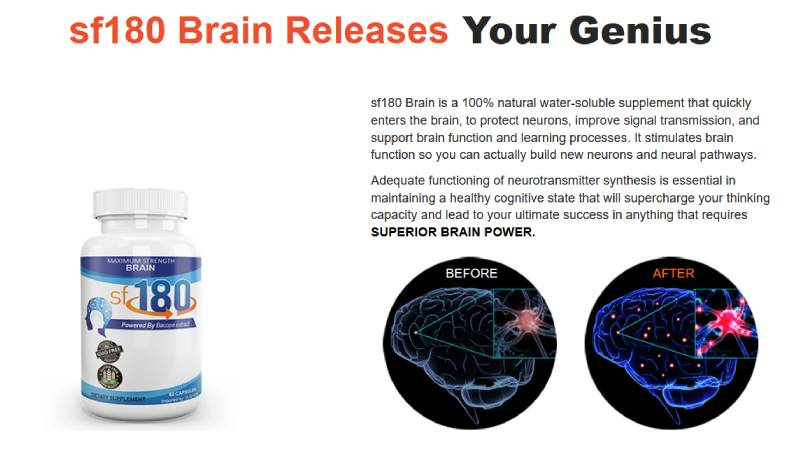 SF180 Brain Advantage