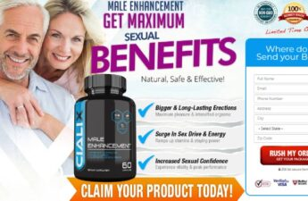 Cialix Male Enhancement